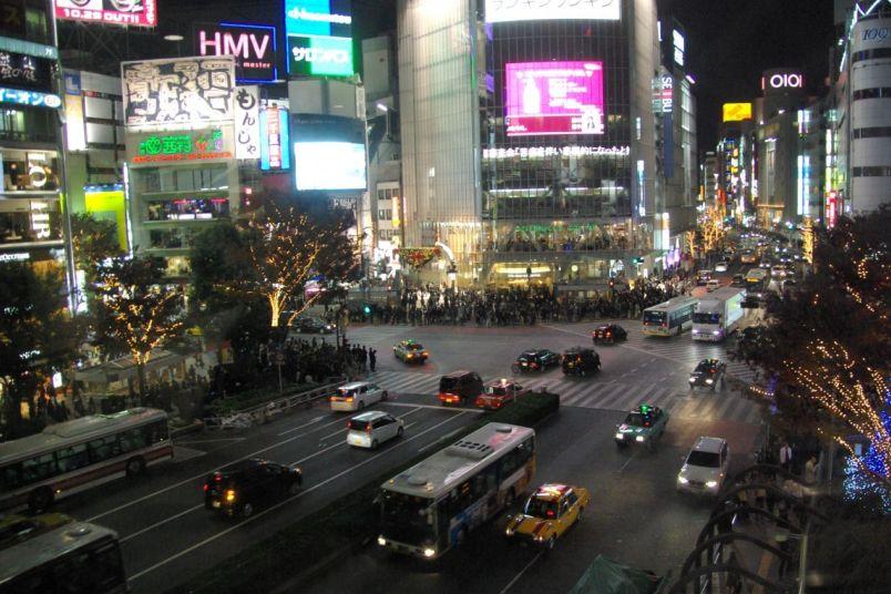 Neuer Fernbus-Pass für Japan